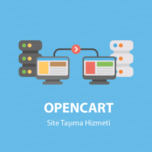 Opencart Site Taşıma