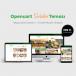 Opencart Şarküteri ve Yöresel Ürün Teması